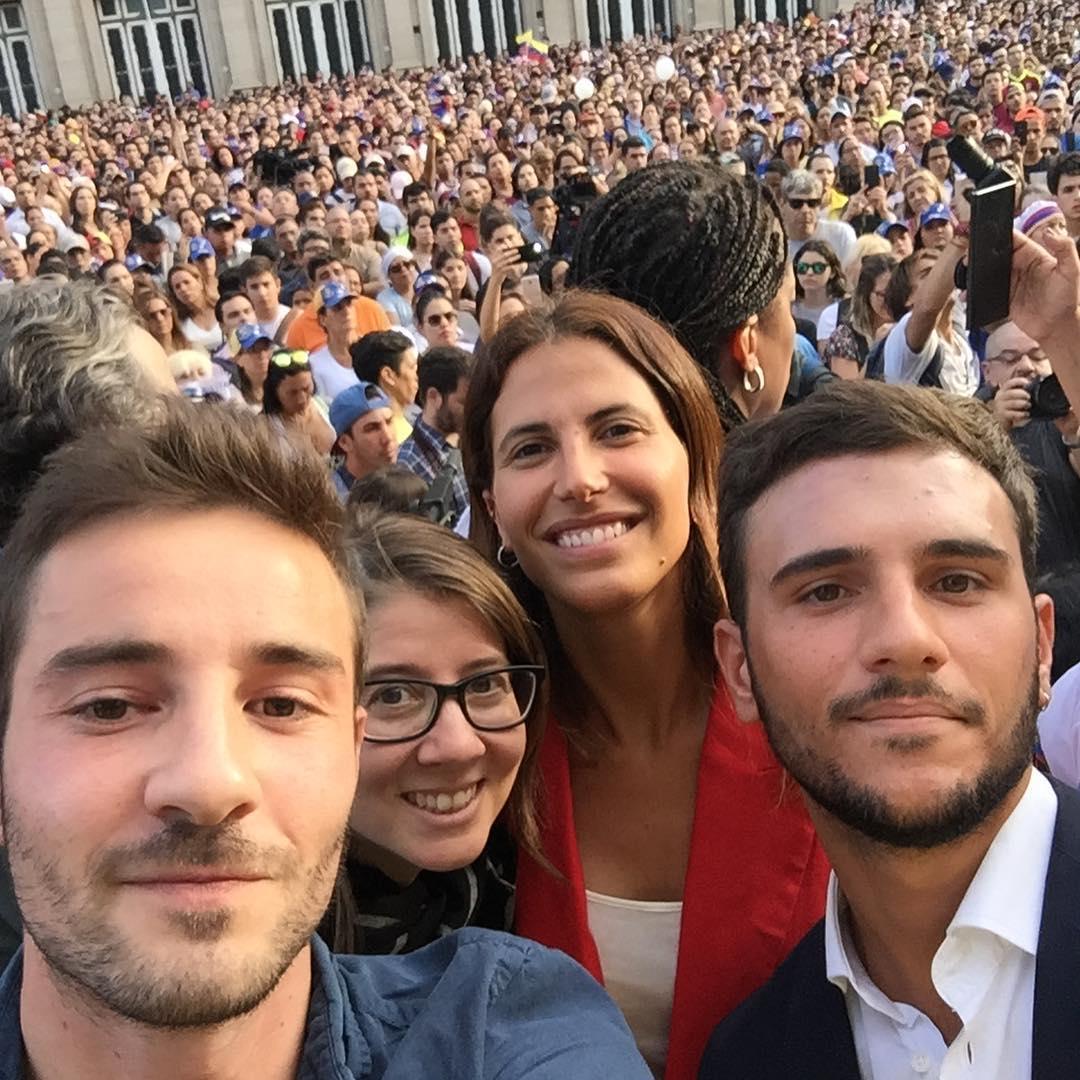 Cultura Democrática apoya la transición democrática en Venezuela